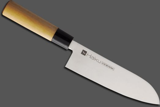 Santoku CHROMA Haiku Original 17 cm